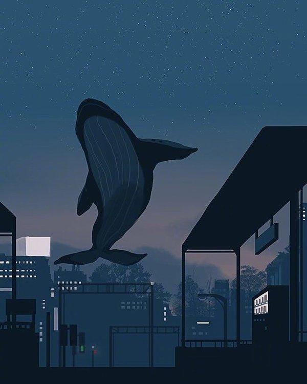 万劫不复.鲸