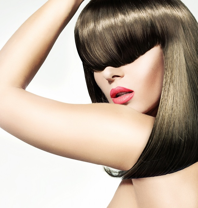 潮流个性发型设计