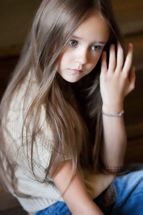 欧美超萌的萝莉女生图片